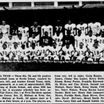Reeds School first football team 1965