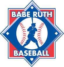babe ruth baseball logo